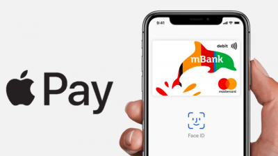 Apple pay v mBank už realitou