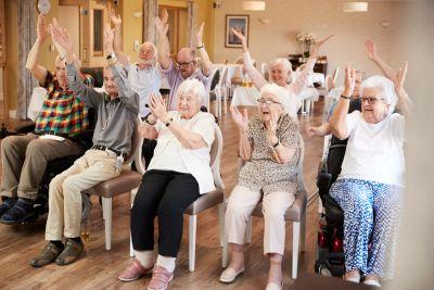 Počet starších ľudí narastá